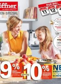 Höffner Höffner ... Küchen-Spezial August 2016 KW32 2