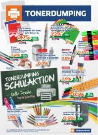 Tonerdumping Tonerdumping Schulaktion August 2016 KW33