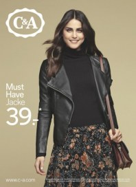 C&A Must Have Jacke September 2016 KW35