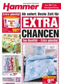 Hammer Ab sofort: Beste Zeit für Extra Chancen September 2016 KW36