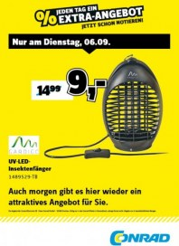 Conrad Electronic Jeden Tag ein Extra-Angebot September 2016 KW36 2
