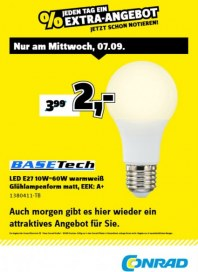 Conrad Electronic Jeden Tag ein Extra-Angebot September 2016 KW36 3
