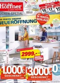 Höffner Höffner ... Küchen-Spezial September 2016 KW36 2