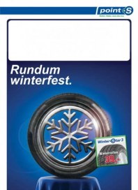 point S Rundum winterfest September 2016 KW37
