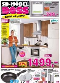 SB Möbel Boss Qualität sehr günstig September 2016 KW37