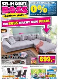 SB Möbel Boss Der Boss macht den Preis September 2016 KW38 2