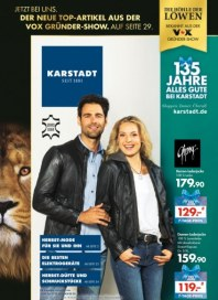 KARSTADT 135 Jahre Karstadt September 2016 KW38 2
