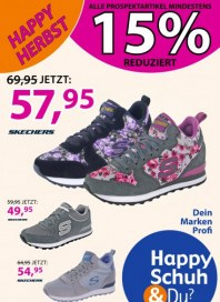 Happy Schuh & Du Happy Herbst September 2016 KW39
