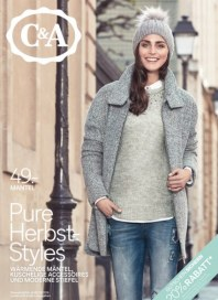 C&A Pure Herbst-Styles September 2016 KW39