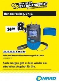 Conrad Electronic Jeden Tag ein Extra-Angebot Oktober 2016 KW40 5