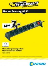 Conrad Electronic Jeden Tag ein Extra-Angebot Oktober 2016 KW40 6