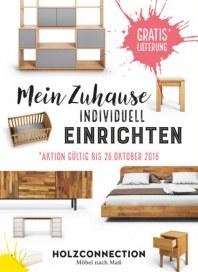 Holzconnection Mein Zuhause individuell einrichten Oktober 2016 KW41 1