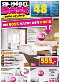 SB Möbel Boss Der Boss macht den Preis Oktober 2016 KW42 2
