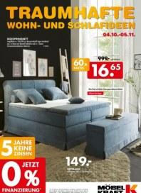 Möbel Kraft Traumhafte Wohn- und Schlafideen Oktober 2016 KW43