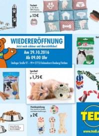 Tedi GmbH & Co. KG Wiedereröffnung in Delmenhorst Oktober 2016 KW43