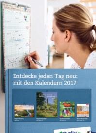 Thalia Entdecke jeden Tag neu: mit den Kalendern 2017 November 2016 KW44