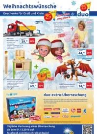 duo schreib & spiel Weihnachtswünsche November 2016 KW44