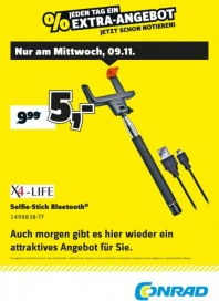 Conrad Electronic Jeden Tag ein Extra-Angebot November 2016 KW45 2