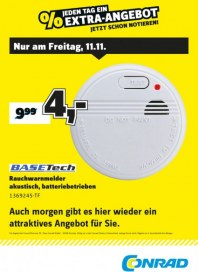Conrad Electronic Jeden Tag ein Extra-Angebot November 2016 KW45 3