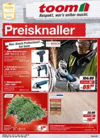 toom Baumarkt Preisknaller November 2016 KW45