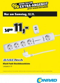 Conrad Electronic Jeden Tag ein Extra-Angebot November 2016 KW45 4