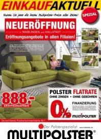 Multipolster Einkauf Aktuell Spezial November 2016 KW45