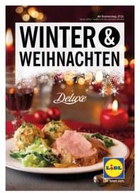 Lidl Winter & Weihnachten Deluxe November 2016 KW46