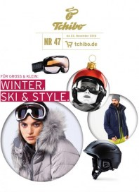 Tchibo Winter, Ski & Style November 2016 KW47