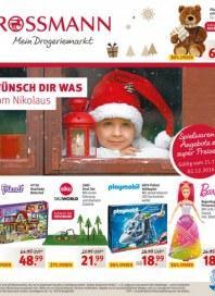 Rossmann Wünsch dir was vom Nikolaus November 2016 KW47