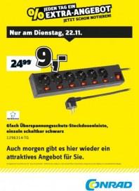 Conrad Electronic Jeden Tag ein Extra-Angebot November 2016 KW47 6