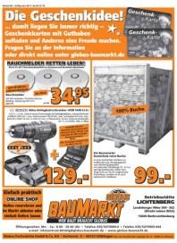 Globus-Baumarkt Aktuelle Angebote November 2016 KW48 2