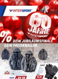 Intersport Dein Jubiläumsfinale. Dein Preisknaller November 2016 KW48