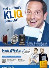 Dreetz & Firchau Bei mir hats KLIQ gemacht Dezember 2016 KW48