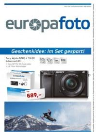 Europafoto Aktuelle Angebote Dezember 2016 KW48