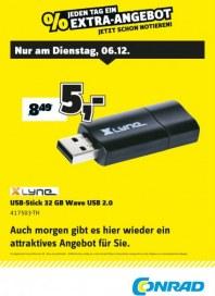 Conrad Electronic Jeden Tag ein Extra-Angebot Dezember 2016 KW49 1