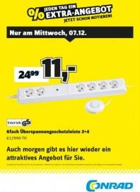 Conrad Electronic Jeden Tag ein Extra-Angebot Dezember 2016 KW49 2