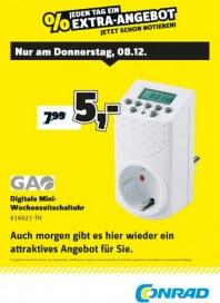 Conrad Electronic Jeden Tag ein Extra-Angebot Dezember 2016 KW49 3