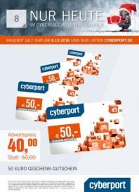 Cyberport Cybersale Adventskalender Dezember 2016 KW49 7