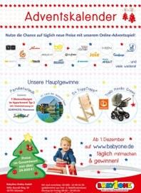 BabyOne Adventskalender Dezember 2016 KW49 2