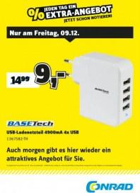 Conrad Electronic Jeden Tag ein Extra-Angebot Dezember 2016 KW49 4