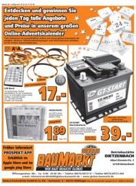 Globus-Baumarkt Aktuelle Angebote Dezember 2016 KW50 4