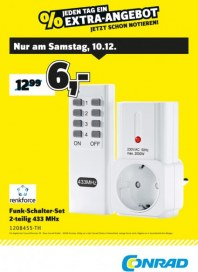 Conrad Electronic Jeden Tag ein Extra-Angebot Dezember 2016 KW49 5