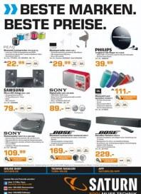 Saturn Beste Marken - beste Preise Dezember 2016 KW49