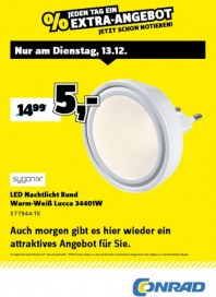 Conrad Electronic Jeden Tag ein Extra-Angebot Dezember 2016 KW50 7