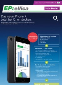 Electronic Partner (EP) Das neue iPhone 7 Dezember 2016 KW50