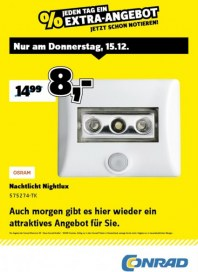 Conrad Electronic Jeden Tag ein Extra-Angebot Dezember 2016 KW50 8