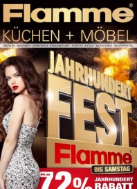 Flamme Möbel DESIGN-KÜCHEN bei Flamme Dezember 2016 KW51