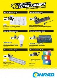 Conrad Electronic Jeden Tag ein Extra-Angebot Dezember 2016 KW51 13