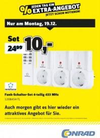 Conrad Electronic Jeden Tag ein Extra-Angebot Dezember 2016 KW51 11