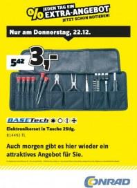 Conrad Electronic Jeden Tag ein Extra-Angebot Dezember 2016 KW51 14